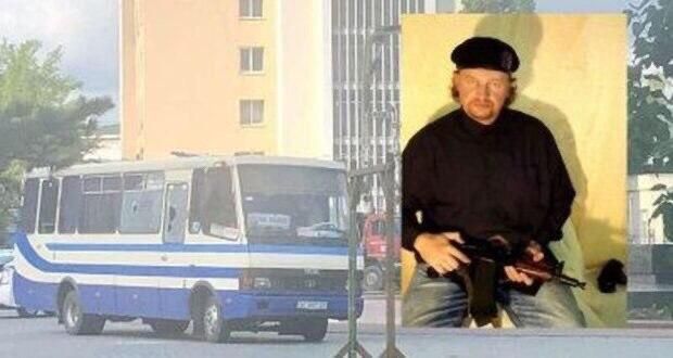 Захват заложников Луцк