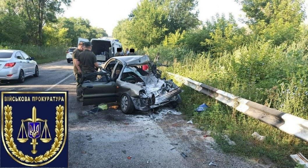 Смертельное ДТП на Симферопольском шоссе: двое погибли