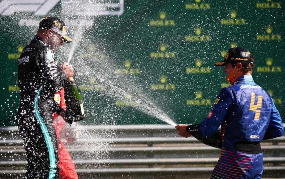 Гран-При Австрии Формула-1