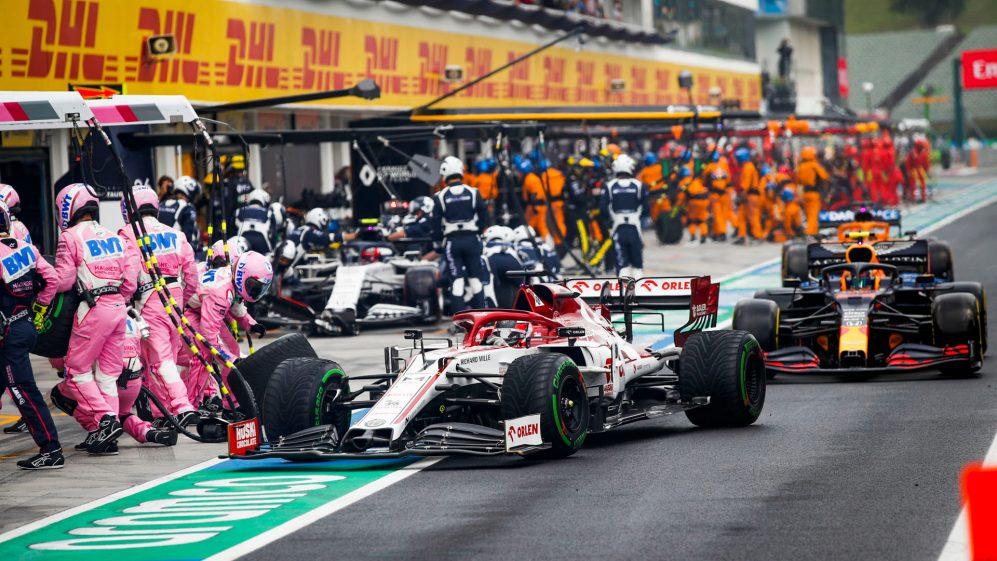 В ожидании дождя: обзор Гран-При Венгрии Формулы-1