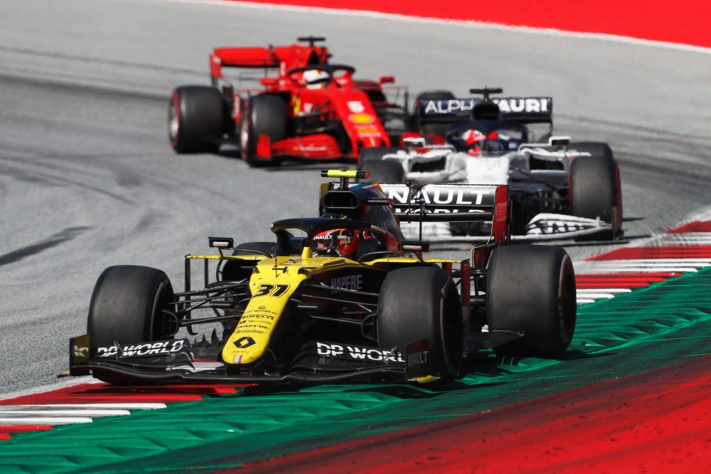 Австрийское безумие: Формула-1 возобновила чемпионат после карантина
