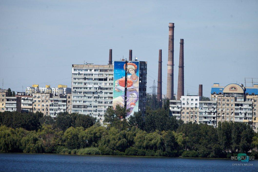 Муралы Днепра: какие тайны хранят граффити на Солнечном (ФОТО)