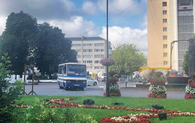 В Луцке прогремели взрывы (ФОТО, ВИДЕО)