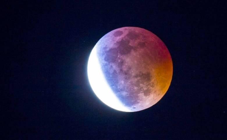 Лунное затмение 5 июля 2020