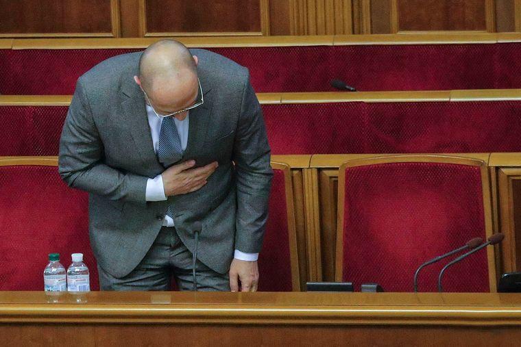 Комитет избирателей: осенью кабинет Шмыгаля могут отправить в отставку