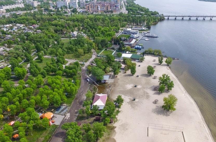 В Днепре создали комиссию для ликвидации парка Сагайдак
