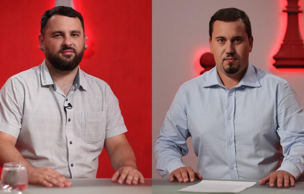 Днепровский политолог Виктор Пашков: об избирательном законодательстве и рейтинге власти