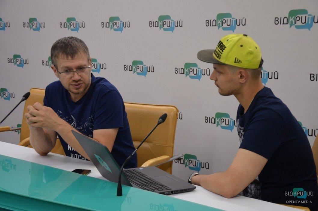 Интервью с Давидом Дубницким