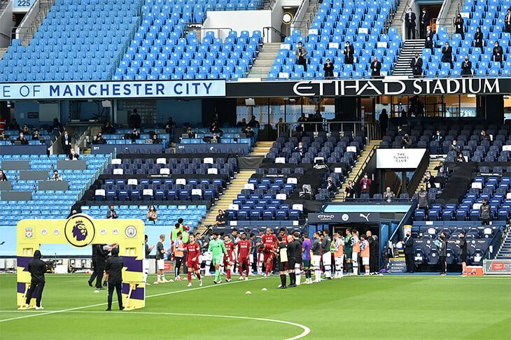Манчестер Сити - Ливерпуль