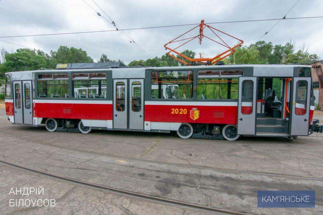 В Каменском на маршрут выйдут б/у трамваи из Чехии