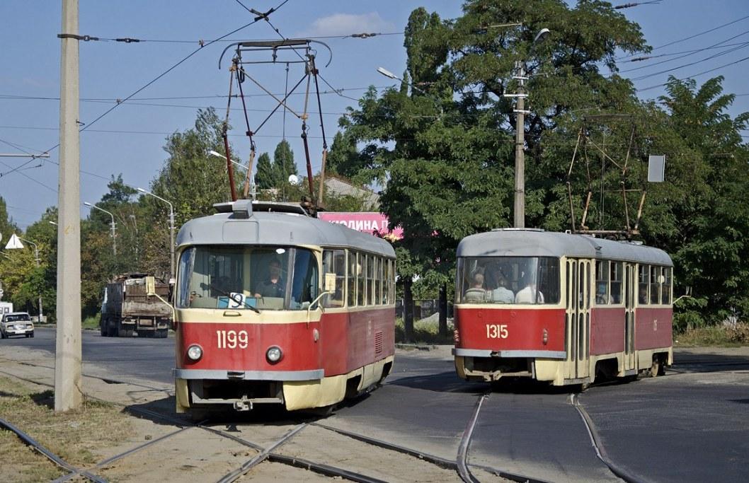 Будьте в курсе: в Днепре три трамвая изменят свой график движения
