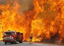 Дым было видно с другого берега: что горело возле Калиновского рынка в Днепре