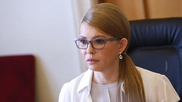 Состояние тяжелое: Юлия Тимошенко заболела коронавирусом