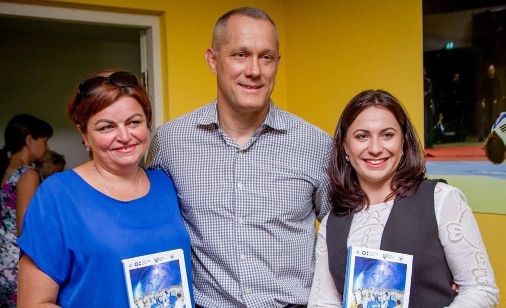 Днепровские школьники смогут изучать дзюдо на уроках физкультуры (ВИДЕО)