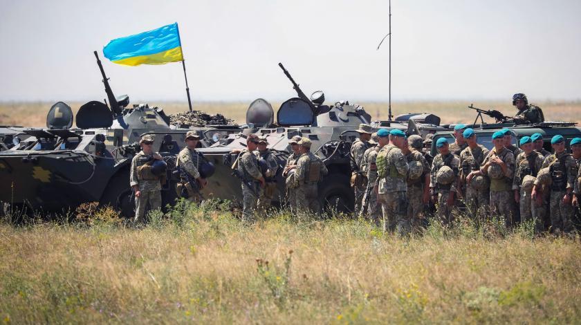 """Режим """"тишины"""" не нарушался: в День Независимости Украины на Донбасе не зафиксировано ни одного выстрела"""