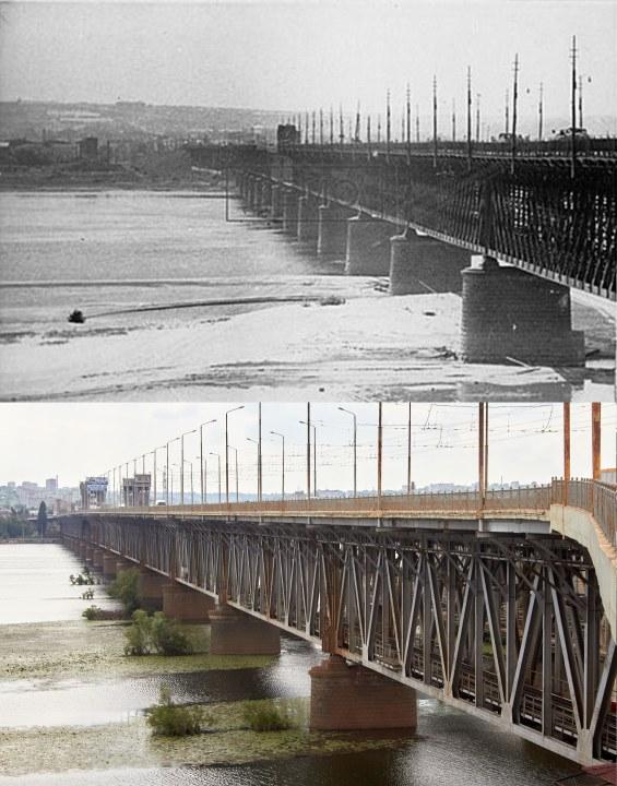 Было - стало: как выглядел Днепр времен оккупации в 1940-41 годах (ФОТО)