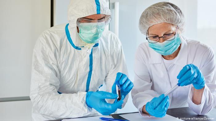 Темпы растут: Украина заняла 34 место по числу зафиксированных случаев коронавируса