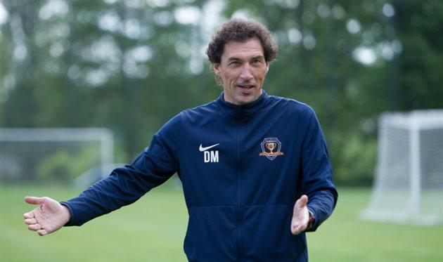 Михайленко остается главным тренером СК Днепр-1