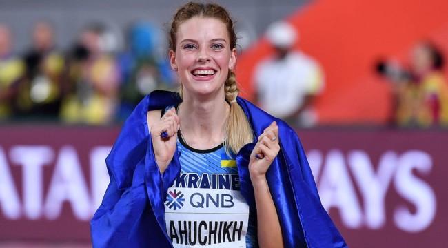 Легкоатлетка из Днепра стала чемпионкой Бриллиантовой лиги в Монако
