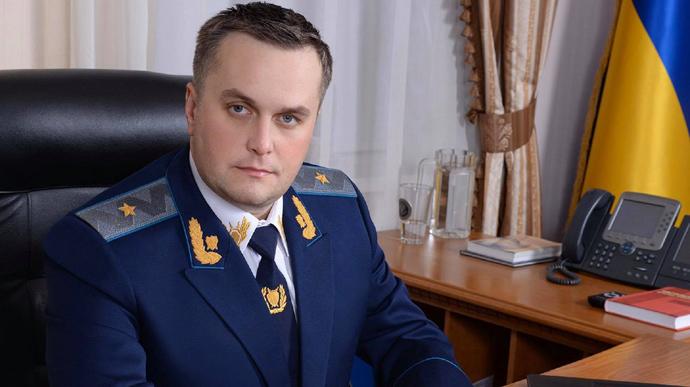 Глава САП Назар Холодницкий подал в отставку