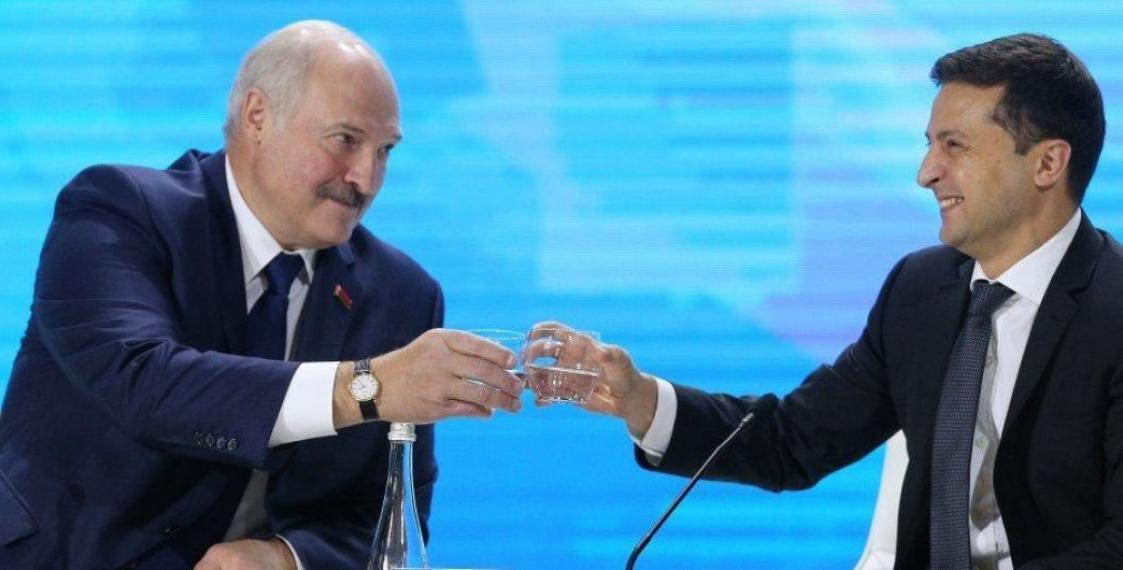 Зеленский высказался о протестах в Беларуси