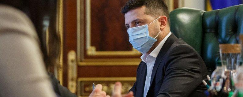 Зеленский поддерживает: Кабмин предлагает продлить карантин до ноября