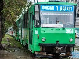 Поменяют маршруты: трамваи №1 и №5 будут ездить по-другому