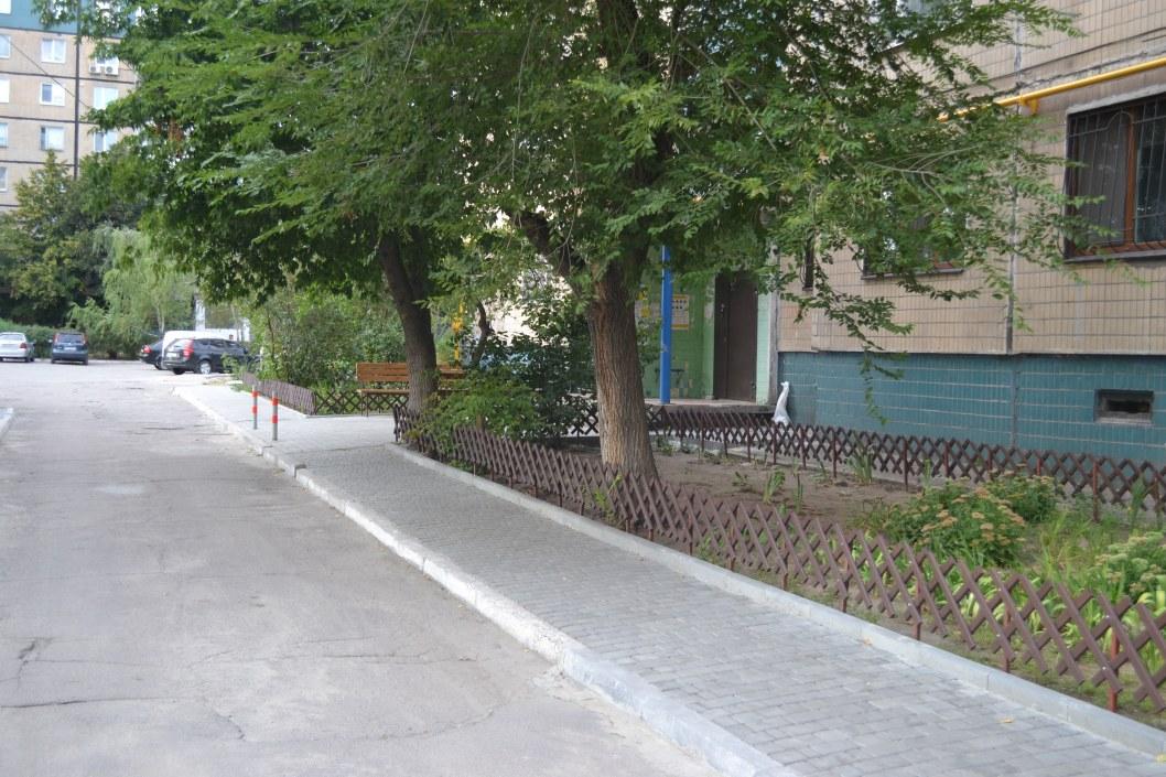 Шанс изменить город: в Днепре благоустраивают дворы в рамках проекта от ОПЗЖ