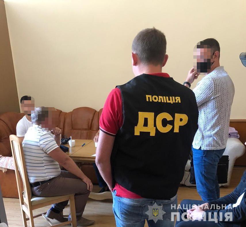 В Днепре на взятке задержали ректора университета (ФОТО)