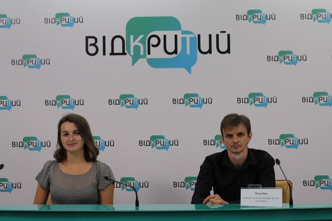 Сьогодні у Дніпрі – прем'єра українського фільму «Східняк»: стрічка про війну на Донбасі без пафосу