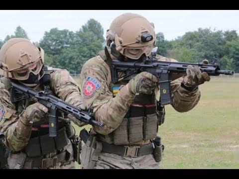 Полицейские нашли и расстреляли полтавского террориста