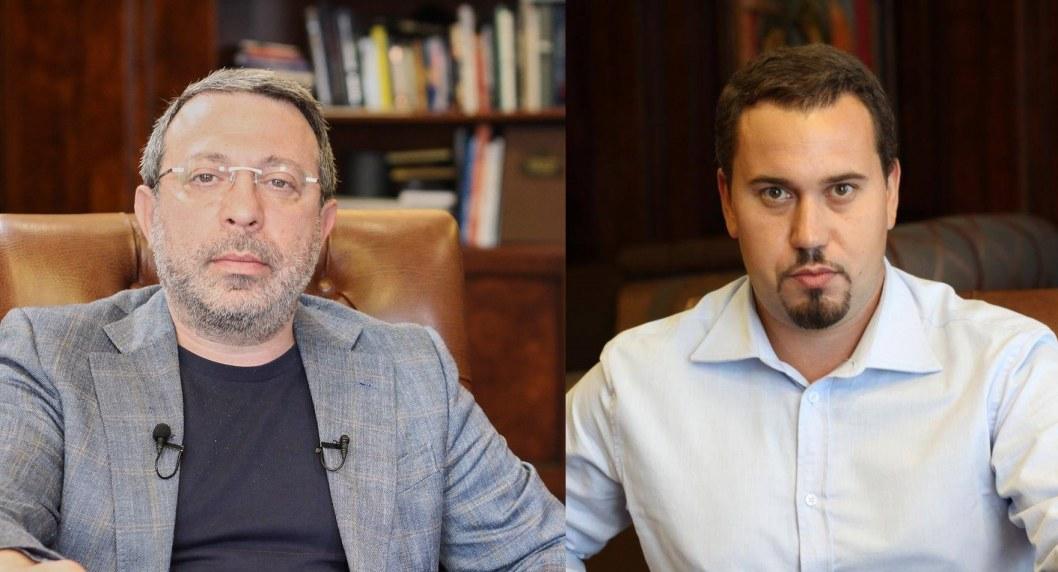 Интервью с Корбаном: о Филатове, Коломойском, выборах и современном искусстве (ВИДЕО)