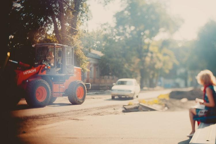 Водитель, потерпи: в Днепре на время сузят улицу