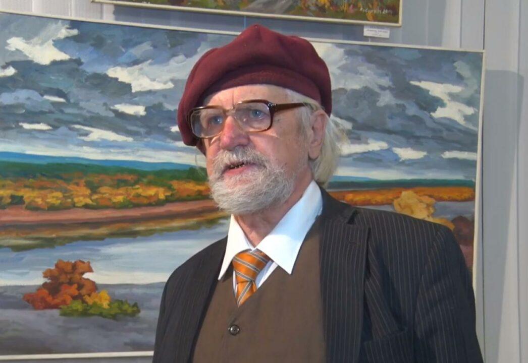 В Днепре проходит масштабная выставка художника Михаила Кублика