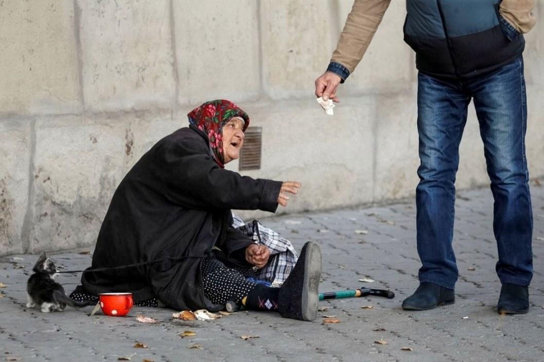 Управление статистики: почти половина днепрян считает себя бедными