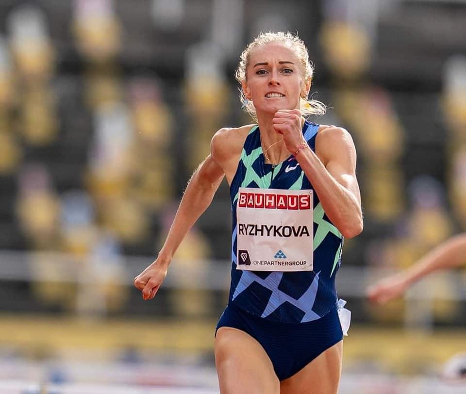 Днепровские легкоатлеты заняли призовые места на международных соревнованиях