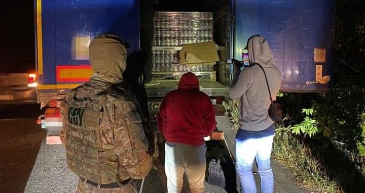 Спецслужба Днепропетровщины предотвратила многомиллионную поставку контрабанды для боевиков «ДНР»