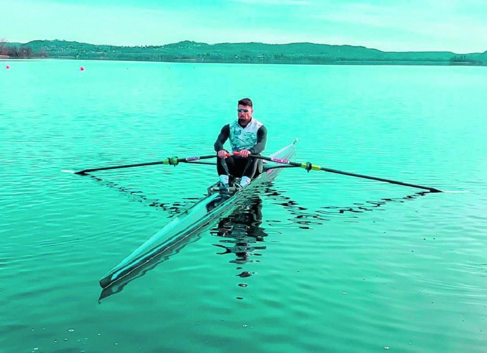 Приехал потренироваться: в Днепре у израильского спортсмена украли лодку за 15 тысяч евро
