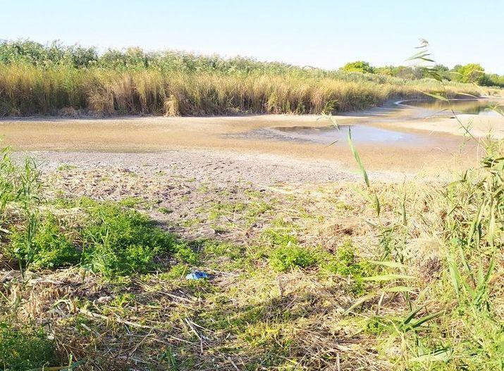 На Днепропетровщине может пересохнуть ещё одна речка