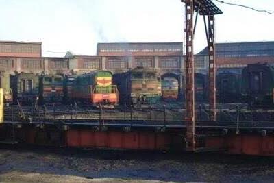 Железнодорожники в Кривом Роге начали «итальянский страйк»
