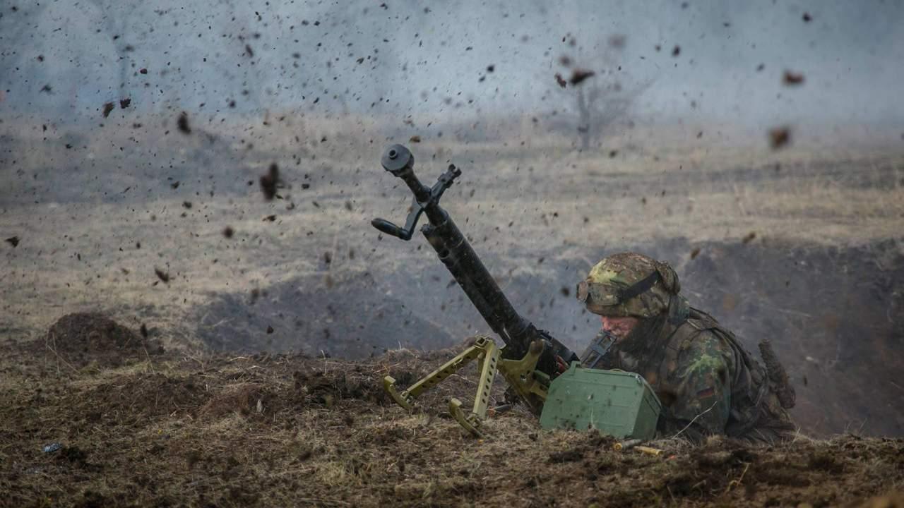 Сорвано перемирие на Донбасе: убит украинский военный