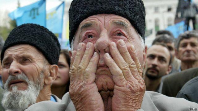 В Днепре открылась выставка посвященная крымским татарам, пострадавшим от оккупации полуострова