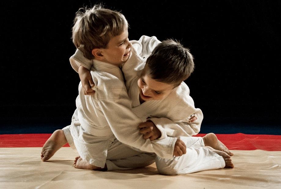 В Днепре возобновили соревнования Детской Лиги дзюдо