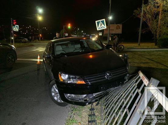 Школьника сбила машина: в Кривом Роге серьезное ДТП