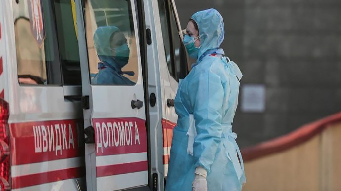 В Украине новый антирекорд: более 3500 больных COVID-19 за сутки