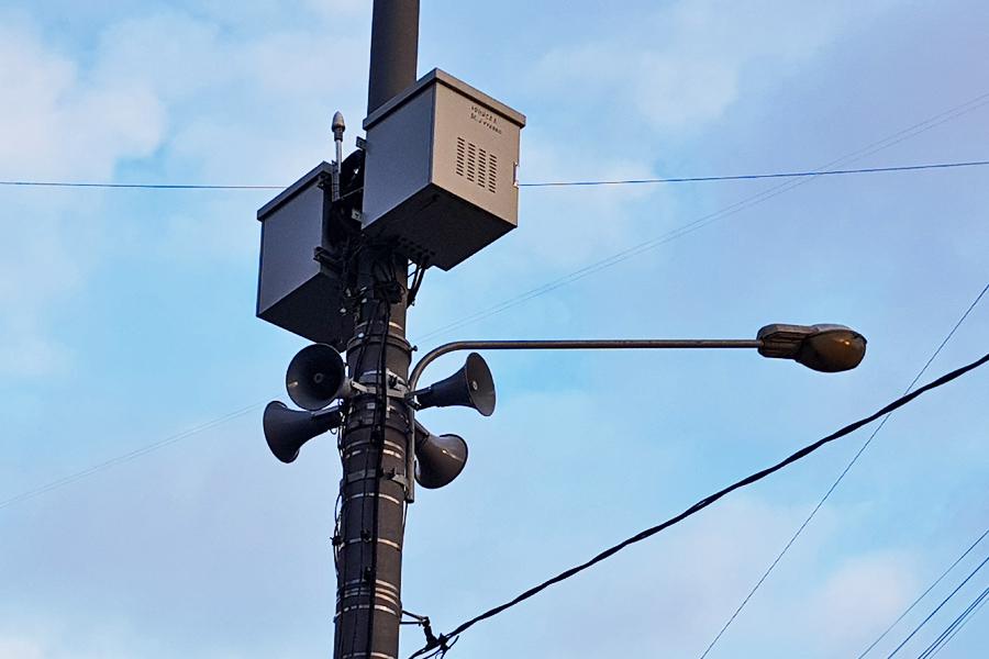 В Днепре на остановках появились радиоприемники