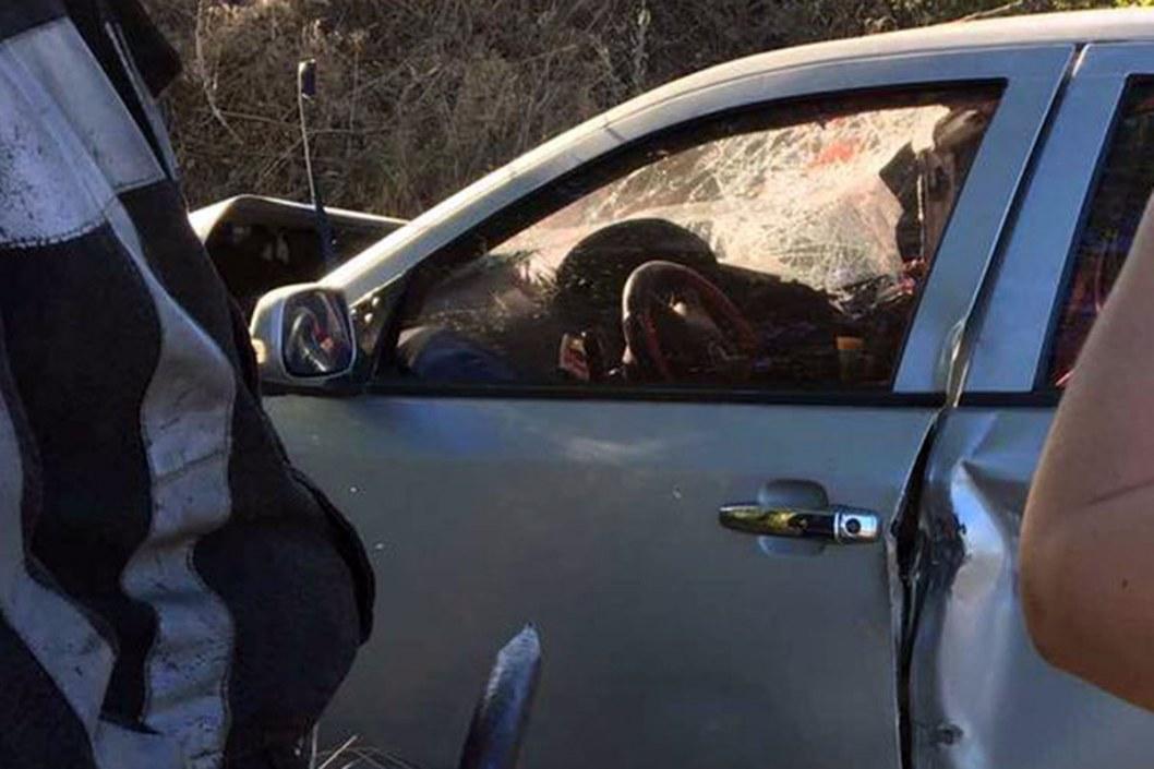 В Кривом Роге в ДТП погиб человек