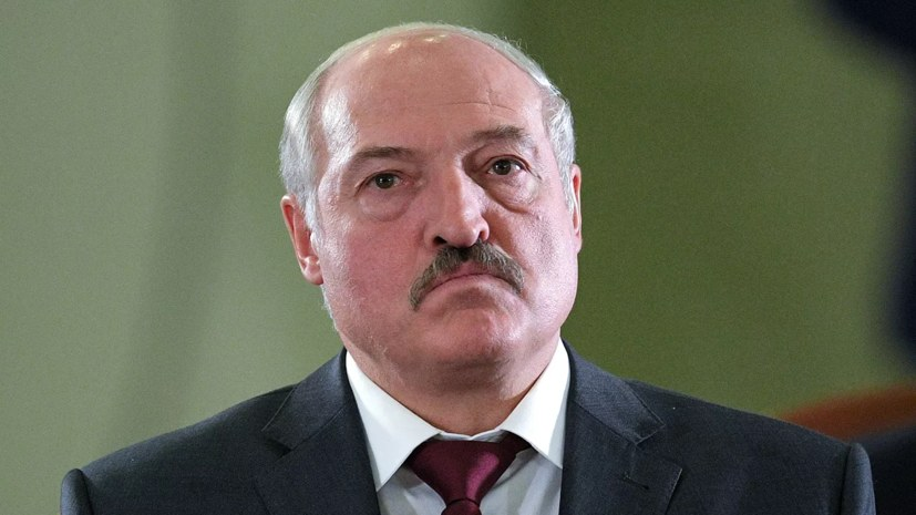 Украина не признала Лукашенко легитимным президентом