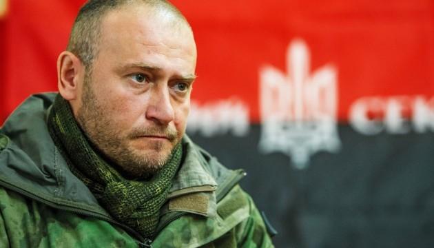 Ярош - Зеленскому: хочу быть главой делегации в ТКГ по Донбассу