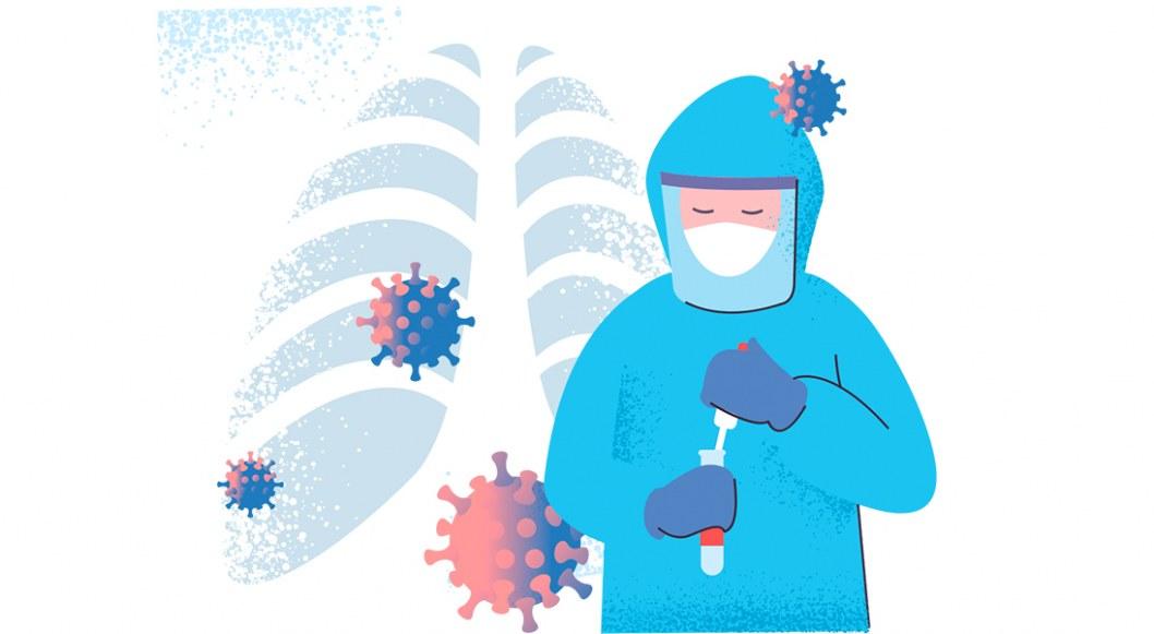 Статистика COVID-19  на 1 сентября в Днепре: коронавирусной инфекцией за сутки заразились более 50 человек